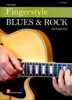 Fingerstyle Blues & Rock- Solos for Guitar
