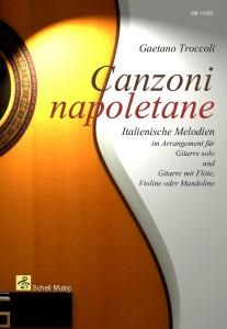 Canzoni Napoletane - Getano Troccoli