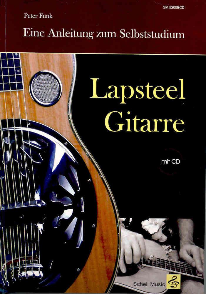 Lapsteel Gitarre